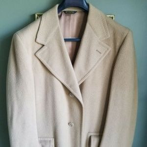 Woolf Brooks Brothers Camel Hair Men's sz. 46 Coat